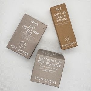 BNIB Youth to the People Skincare Bundle